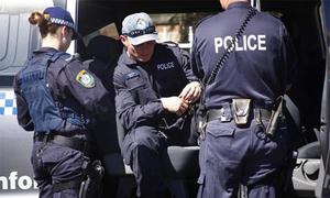 Firebomb attack outside Australian mosque termed 'hate crime'