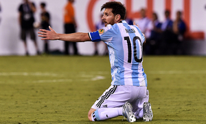 Tough love: psychology of Argentina's Messi relationship