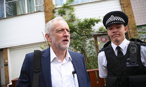 UK's opposition leader Jeremy Corbyn defies Brexit ouster vote