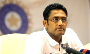 India coach Kumble to prove worth in one year