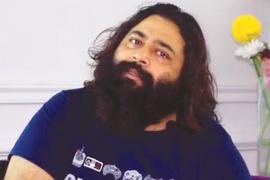 Musician Nadeem Jafri mugged