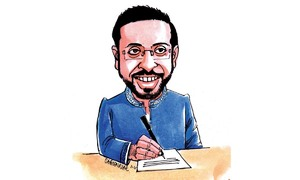 Satire: Diary of Aamir Liaquat