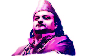 Swan song: Amjad Sabri