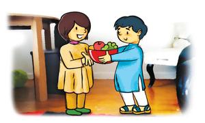 Eid, the spirit of giving