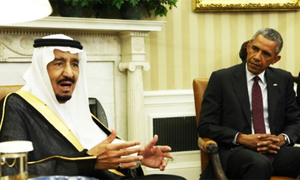 Saudi Arabia — framed for 9/11, guilty of fuelling hate