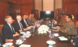 Concern over border issues conveyed to US