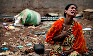 What hasn't changed since Bangladesh factory collapse