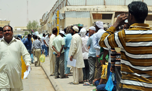 Govt takes up payments issue of Pakistani workers with Saudi Arabia