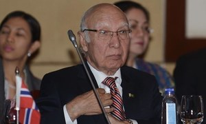Aziz urges international community to unite for combating terrorism