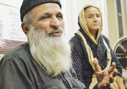 Iconic social worker Edhi passes away