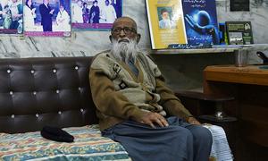 وہ میٹھادر کا باپو، عبدالستار ایدھی