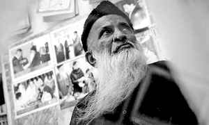 Remembering Edhi, the exception to Pakistan's faults