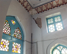 Cracks deepen in Pir Baba mosque