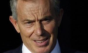 Blair's final disgrace