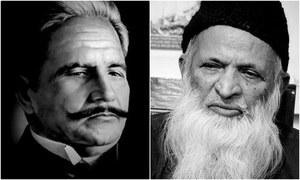اقبال اور ایدھی کا سانجھا مسئلہ
