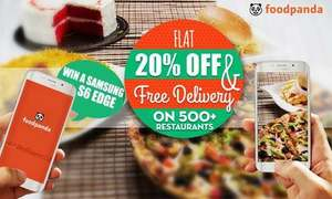 Foodpanda launches month-long discount campaign