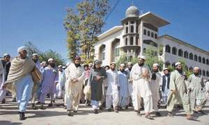 Darul Uloom Haqqania — When the past is present