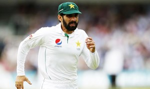 The age of Misbah