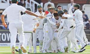 Pakistan hold nerves to grab glory at Lord's