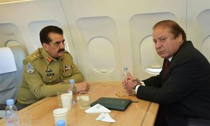 PML-N unwilling to share CPEC control?