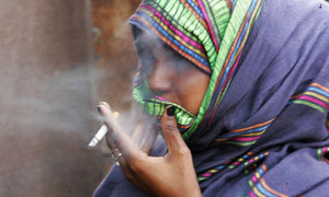 Legislation banning smoking at public events to be introduced