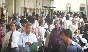 Lawyers boycott courts across Sindh