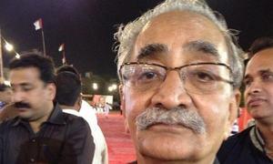 MQM leader Shoaib Bukhari passes away