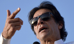 PTI mass campaign against Sharif from Aug 7