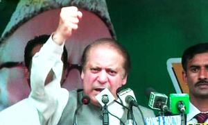 Waiting for the day Kashmir becomes Pakistan: Nawaz