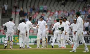Hard grind in store for Pakistan