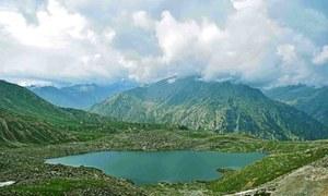 درال جھیل: خوبصورتی اور دیومالائی کہانیوں کا سنگم