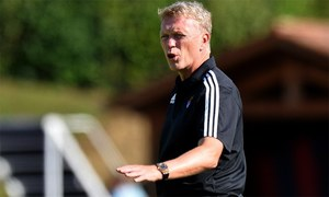 David Moyes joins Sunderland