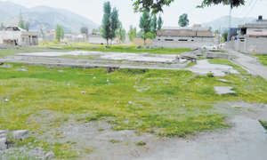 Abbottabad cantonment likely to build graveyard on Osama bin Laden compound