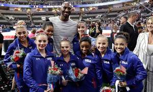 A 555-strong US Rio squad includes record 292 women