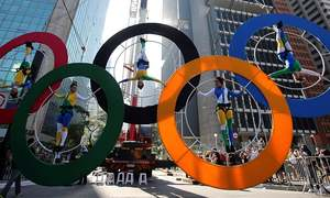 Russia hails IOC rejection of Rio ban