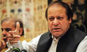 Sharif lying about open-heart surgery, claims PTI leader