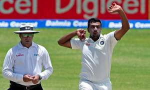 Ashwin spins India to crushing first-Test victory