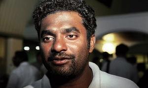 Sri Lanka files complaint over legend Murali