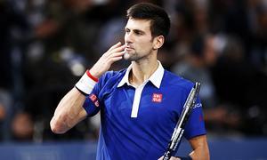 Rejuvenated Djokovic happy to be back on hard courts