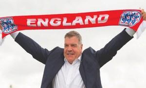 Allardyce aiming  to make England fearless