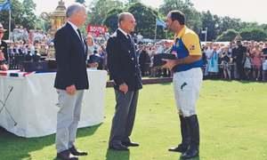 Brilliant Hissam brings Coronation Cup to Pakistan