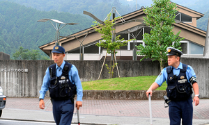 At least 15 killed in knife attack outside Tokyo