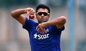 Ashwin replaces Yasir as No. 1 Test bowler