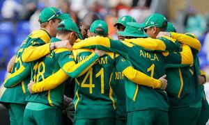 جنوبی افریقی کرکٹ ٹیم میں نسلی بنیادوں پر کوٹہ