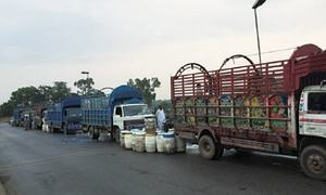 29,200 litres of adulterated milk  seized, disposed of