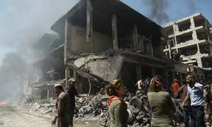 Massive IS bomb attack kills 44 in Syrian Kurdish city