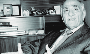 General perspective: Interview with Mahmud Ali Durrani