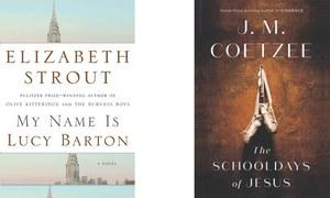 J.M. Coetzee, Elizabeth Strout on Man Booker Prize list