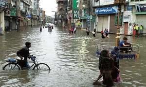 Six killed, 20 injured as heavy rain lashes Punjab