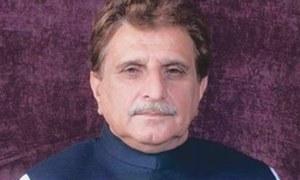 Sharif picks Raja Farooq as AJK PM-elect